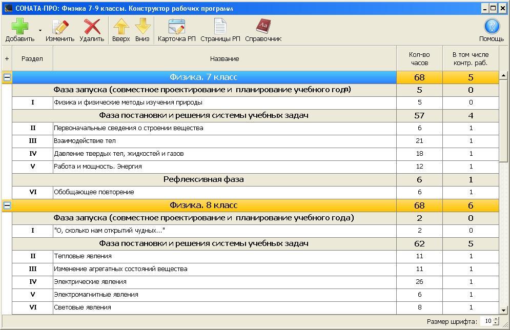 Календарно-тематическое планирование по умк сфера по фгос 5 класс по биологии